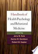 Handbook of Health Psychology and Behavioral Medicine