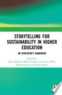 Storytelling for Sustainability in Higher Education