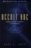 Pdf Occult ABC