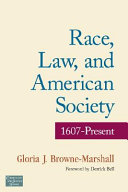 Race  Law  and American Society Book