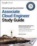 Official Google Cloud Certified Associate Cloud Engineer Study Guide Book