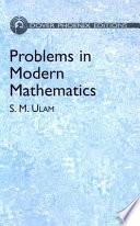 Problems in Modern Mathematics