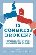 Is Congress Broken? Pdf/ePub eBook
