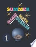 Summer Math Magic Puzzles