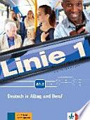 Linie 1 A1.2. Kurs- und Übungsbuch mit Video und Audio auf DVD-ROM