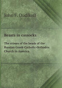 Beasts in cassocks Pdf/ePub eBook