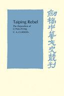 Taiping Rebel
