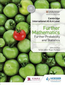 Books - Cam/Ie As & A Lev Statistics Sb | ISBN 9781510421813