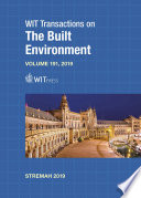 Structural Studies  Repairs and Maintenance of Heritage Architecture XVI