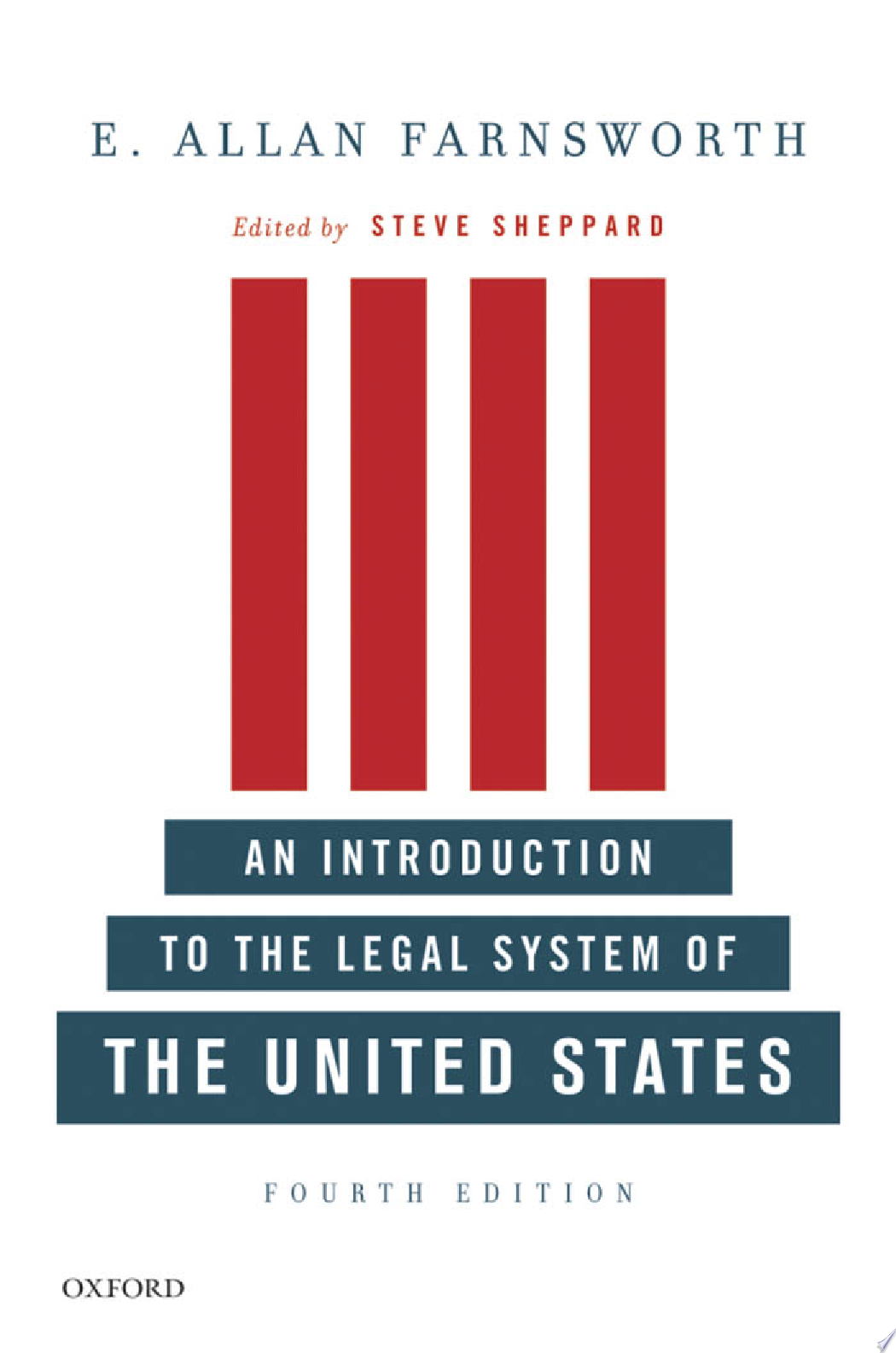 An Introduction to the Legal System of the United States