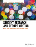 Student Research and Report Writing [Pdf/ePub] eBook