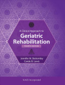 A Clinical Approach to Geriatric Rehabilitation