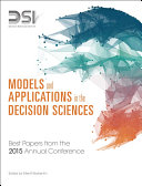 Models and Applications in the Decision Sciences