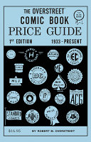 The Overstreet Comic Book Price Guide  1