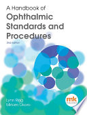 A Handbook Of Ophthalmic Standards And Procedures Book PDF