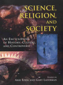 Science  Religion  and Society