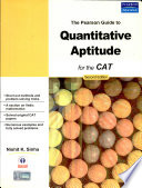 """The Pearson Guide to Quantitative Aptitude for CAT 2/e"" by Sinha"