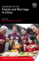 Handbook on the Family and Marriage in China