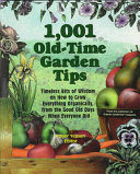One Thousand One Old-time Garden Tips