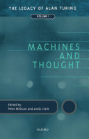 Machines and Thought