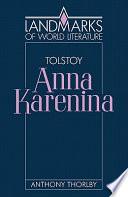 Tolstoy Anna Karenina