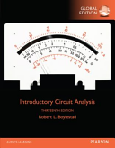 Cover of Introductory Circuit Analysis, Global Edition