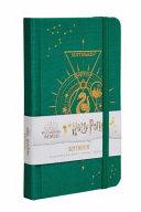 Harry Potter  Slytherin  Constellation  Ruled Pocket Journal