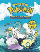 How to Draw Pokemon Step by Step Book 12 Book