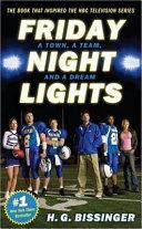 Friday Night Lights Mass Market TV Tie in Book PDF