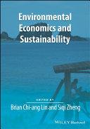 Environmental Economics and Sustainability