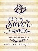 Savor [Pdf/ePub] eBook