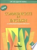 Communicate Eng  7 Book