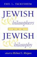 Jewish Philosophers and Jewish Philosophy