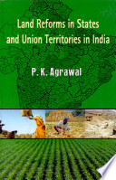 Land Reforms In States And Union Territories In India