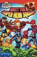 Meet the Super Hero Squad!