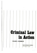 Criminal Law in Action