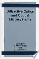 Diffractive Optics And Optical Microsystems Book PDF