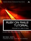 Ruby on Rails Tutorial Pdf/ePub eBook