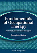 Fundamentals Of Occupational Therapy Book PDF