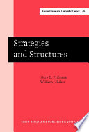 Strategies and Structures