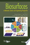 Biosurfaces Book