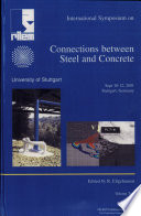Pro 21 International Rilem Symposium On Connections Between Steel And Concrete Volume 2  PDF