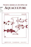 North American Journal Of Aquaculture