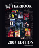 Pdf The World Wrestling Entertainment Yearbook 2003 Edition Telecharger
