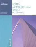 Using AutoCAD 2007