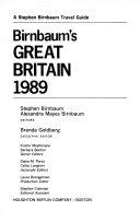Birnbaum s Great Britain 1989 Book
