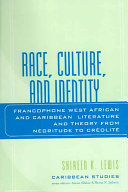 Race, Culture, and Identity
