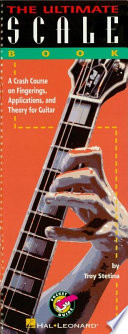 The Ultimate Scale Book (Music Instruction)