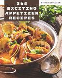 365 Exciting Appetizer Recipes Pdf/ePub eBook