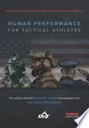 Human Performance for Tactical Athletes